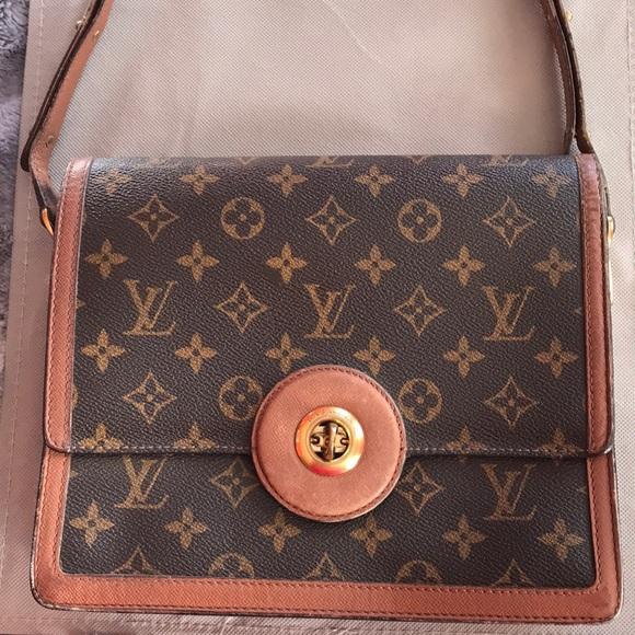 Vintage Louis Vuitton purse